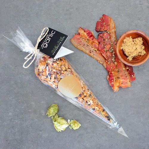 Gourmet Garlic Refill   Beer + Bacon   Molly's Mills  