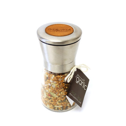Molly's Mills Gourmet Garlic Mill | Beer+Bacon