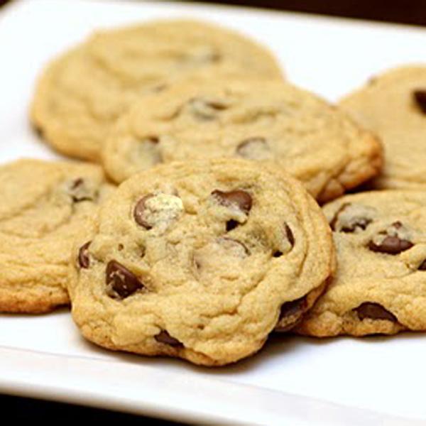Garlic Chocolate Chip Cookies