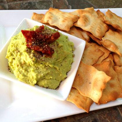 Molly's Mills Fava Bean Hummus | Mollysmills.com