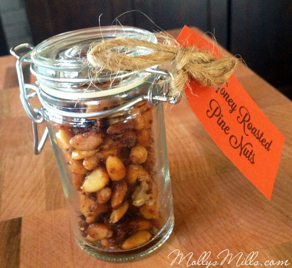 Honey Roasted Pine Nuts