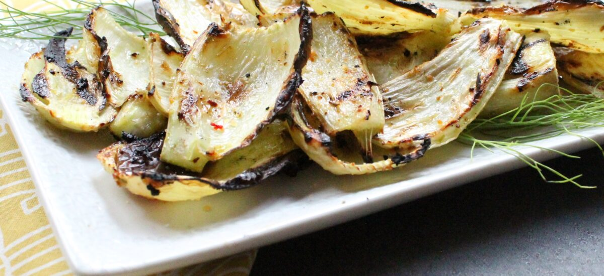 Grilled Fennel