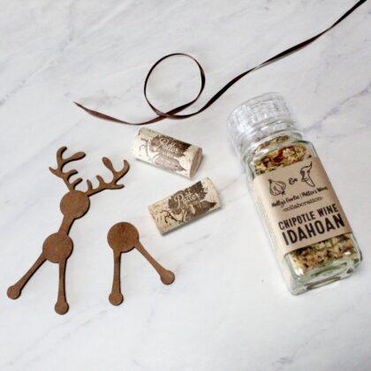 Reindeer Ornament Kit