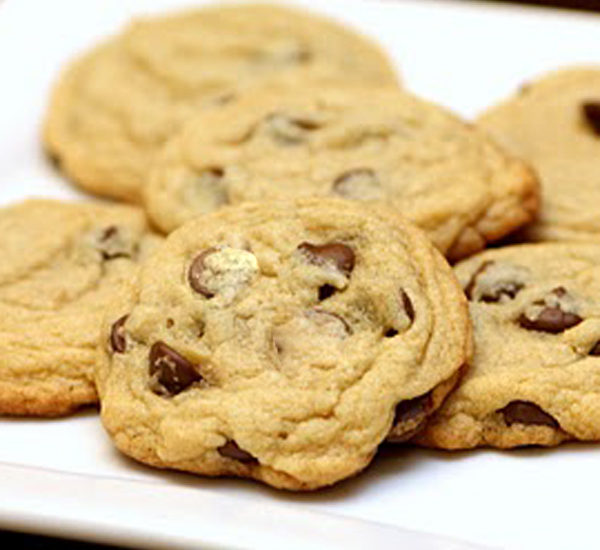 Garlic Chocolate Chip Cookies