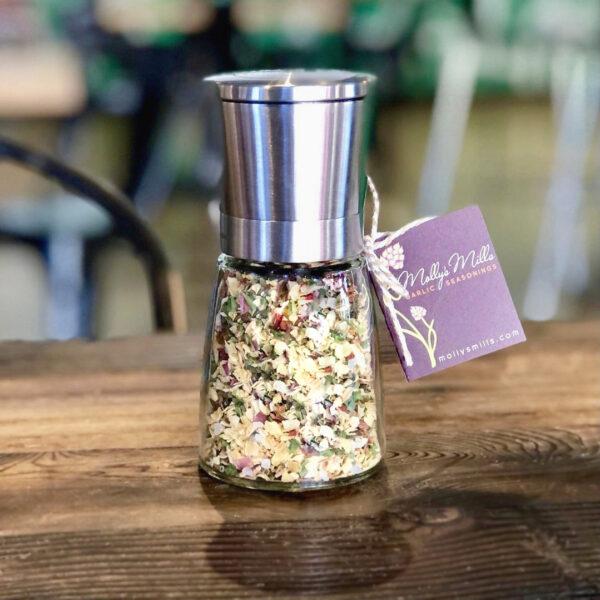 Molly's Mills Idahoan Garlic Spice